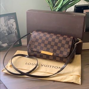 Favorite PM Damier Louis Vuitton